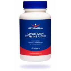 Levertraan Vitamine A en D