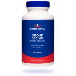 Visolie 500 mg EPA 18% DHA 12%
