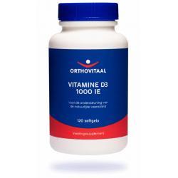 Vitamine D3 1000 ie I 25mcg