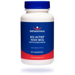 B12 Actief 1000 mcg