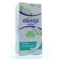 Cotton protection inlegkruisjes large