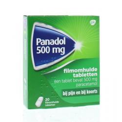 Panadol glad 500 mg