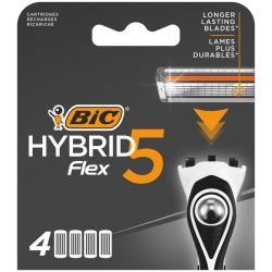 Flex 5 hybrid shaver cartridges bl 4