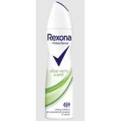 Deodorant spray aloe vera