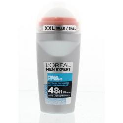 Men expert deodorant roller fresh extreme