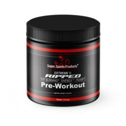 Pre workout ripped orange extreme