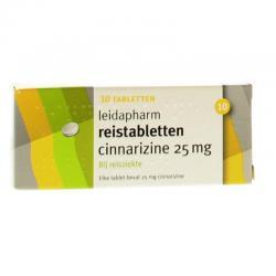 Cinnarazine 25 mg