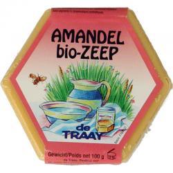 Zeep amandel-amandelolie bio