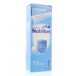 Nutrilon ha 1 mini pack 3 stuks