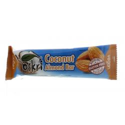 Kokosnootreep amandel glutenvrij