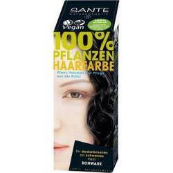 Haarverf zwart BDIH