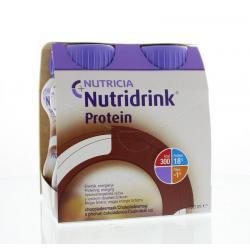 Protein chocolade