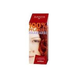 Haarverf natuurlijk rood BDIH