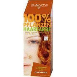 Haarverf vlammend rood BDIH