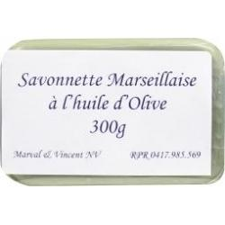Savonette de Marseille olijf