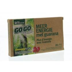 Gogo guarana 500mg 10 dagen