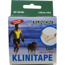 Klinisport PL windsel 10MX2.5CM