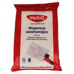Wegwerpwashand