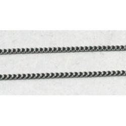 SOS rvs ketting 55cm met sluiting