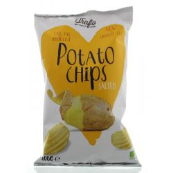 Chips naturel light