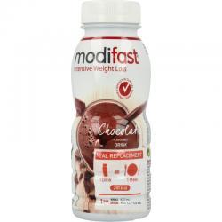 Control drink chocolade