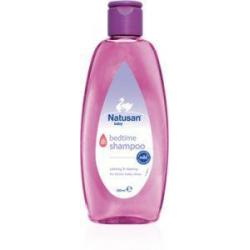 Bedtime shampoo relax