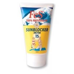 Sunblocker factor 15