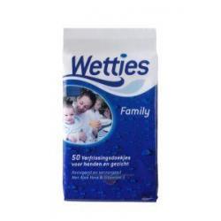 Wetties familypack