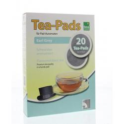 Earl grey tea pads