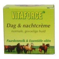 Paardenmelk dag / nachtcreme
