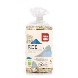 Rijstwafels laag zoutgehalte