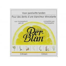 Kruidentandpoeder citroen