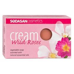 Bio zeep wild rose