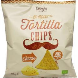 Tortilla chips nacho