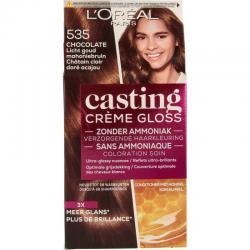 Casting creme gloss 535 Chocolade