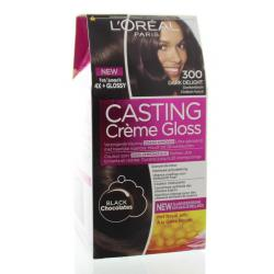 Casting creme 300 Donkerbruin