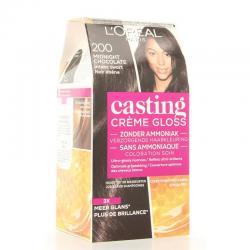 Casting creme gloss 200 Intens zwart