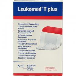 Leukomed T plus 5 cm x 7.2 cm