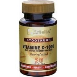 Vitamine C 1000 stootkuur