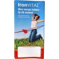Informatiefolder Iron Vital