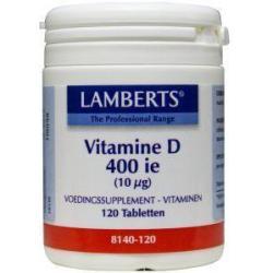 Vitamine D 400IE