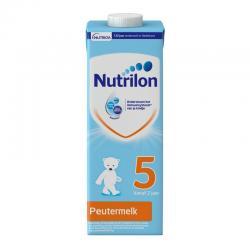 Nutrilon 5 peuter groeimelk liquid