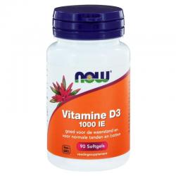 Vitamine D-3 1000IE