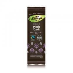 Chocoladereep pitch dark raw