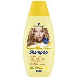 Shampoo elke dag