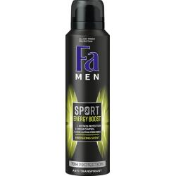 Deodorant spray sport powerboost