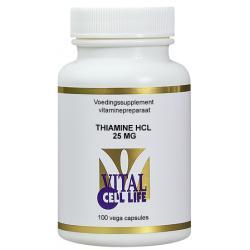 Thiamine HCL 25mg