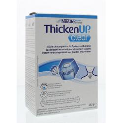 Thicken up clear stick