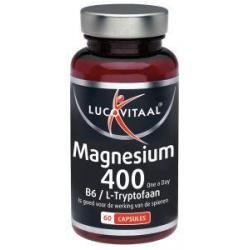 Magnesium 400 l tryptofaan