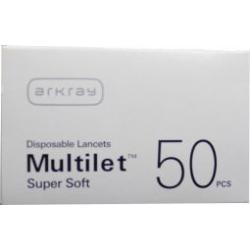 Multilet supersoft lancet